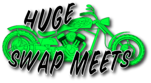 Huge Motorcycle Swap Meet