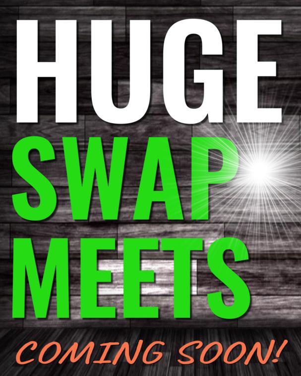 Upcoming Motorcycle Swap Meets